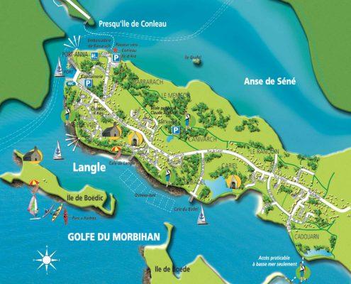 L'école de céramique Créamik se trouve sur la presqu'île de Séné, dans le Morbihan