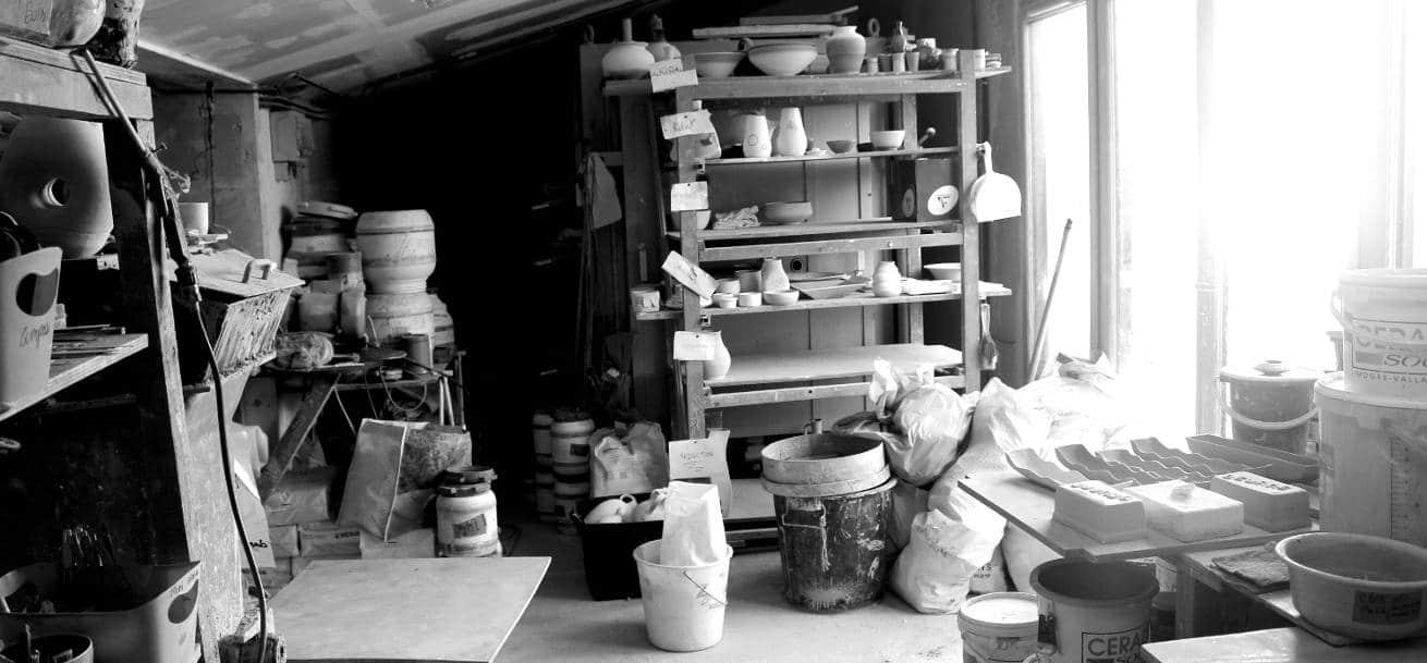 Atelier Créamik, centre de formation de céramique et de poterie