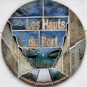Bas relief de Matthieu Liévois, atelier Créamik