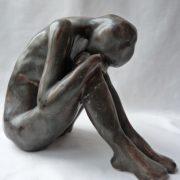 Création d'ancienne élève de l'école Créamik : sculpture de Laure Dagorne