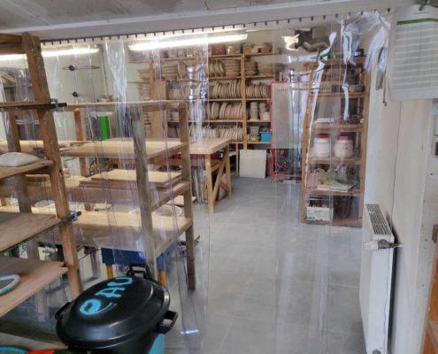 Centre de formation de poterie et céramique école Créamik
