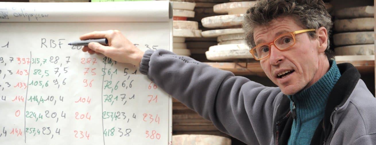 Formation de céramique et poterie, préparation au CAP Tournage